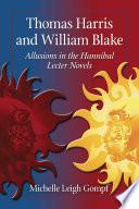 Thomas Harris And William Blake book