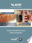 Evaluation Of Microbial Risk Assessment Techniques And Applications