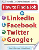 How to Find a Job on LinkedIn  Facebook  Twitter and Google  2 E