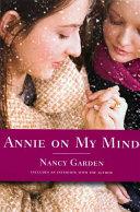 Annie On My Mind book