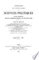 Science S Politique S