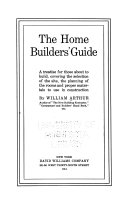 The Home Builders  Guide