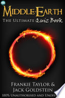 Middle earth   The Ultimate Quiz Book