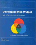Developing Web Widget With HTML  CSS  JSON and AJAX