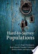 Hard To Survey Populations