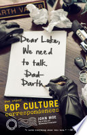 Book Dear Luke  We Need to Talk  Darth
