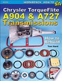 Chrysler Torqueflite A 904 A 727
