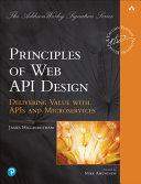 Principles Of Web Api Design