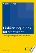 Einführung in das Internetrecht