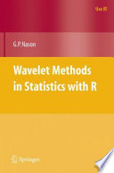 Wavelet Methods in Statistics with R