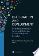 Deliberation And Development