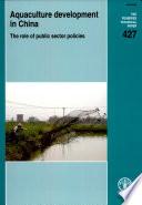 Aquaculture Development in China