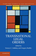 Transnational Legal Orders