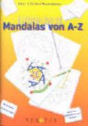 Buchstaben üben mit Mandalas von A - Z