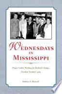 Wednesdays in Mississippi