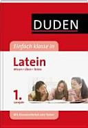 Duden, Einfach klasse in Latein