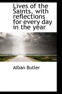 download ebook lives of the saints, with reflections for every day in the year pdf epub