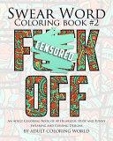 Swear Word Coloring Book  2