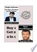 Celebrity Biographies   The Amazing Life of Hugh Jackman and Sam Worthington   Famous Stars