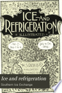 Ice and Refrigeration Book PDF