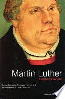 Martin Luther  German Saviour