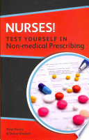 Nurses  Test Yourself In Non Medical Prescribing