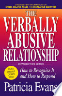 The Verbally Abusive Relationship  Expanded Third Edition