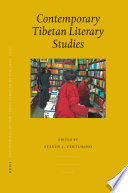 Proceedings of the Tenth Seminar of the IATS  2003  Volume 6  Contemporary Tibetan Literary Studies