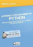 Apprenez Programmer En Python