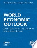 World Economic Outlook, October 2019