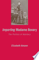 Importing Madame Bovary book