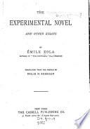The Experimental Novel