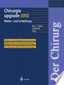 Chirurgie upgrade 2002