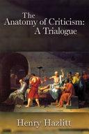 download ebook the anatomy of criticism pdf epub