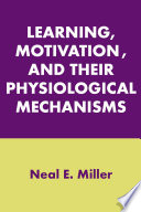 Learning  Motivation  and Their Physiological Mechanisms