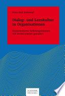 Dialog Und Lernkultur In Organisationen