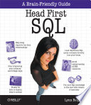 Head First Sql book