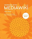 Working With Mediawiki 2nd Edition