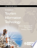 Tourism Information Technology, 3rd Edition