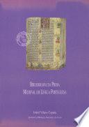 Bibliografia da prosa medieval em língua portuguesa
