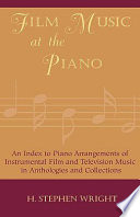 Film Music at the Piano