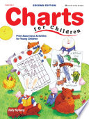 Charts for Children Through Print Awareness Activities That Involve Them In