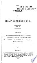 The Works of Philip Doddridge
