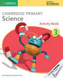 Cambridge Primary Science Stage 3 Activity Book book