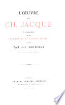 L   uvre de Ch  Jacque