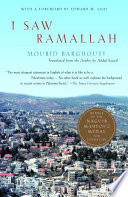 I Saw Ramallah Free download PDF and Read online