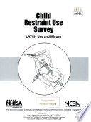Child Restraint Use Survey