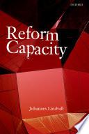 Reform Capacity