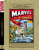 download ebook marvel masterworks: golden age marvel comics - pdf epub