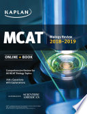 MCAT Biology Review 2018 2019